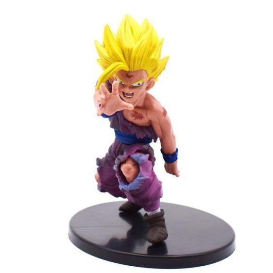 Dragon Ball Z Wounded Son Gohan Super Saiyan 2 Action Figure