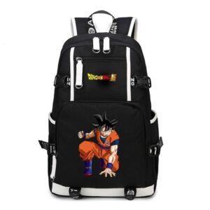 Dragon Ball Super Son Goku Fighting Stance Backpack