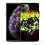 Enraged Super Saiyan Broly iPhone 11 (Pro & Pro Max) Case