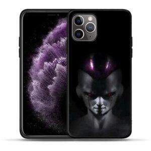 DBZ Frieza Livid Aura Black iPhone 11 (Pro & Pro Max) Case