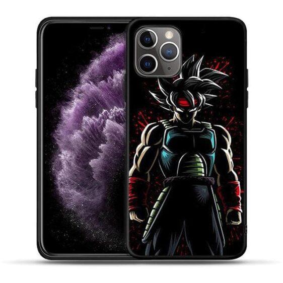 DBZ Saiyan Warrior Bardock iPhone 11 (Pro & Pro Max) Case