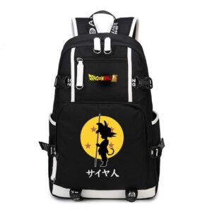 DBZ Kid Goku Power Pole Four-Star Dragon Ball Backpack