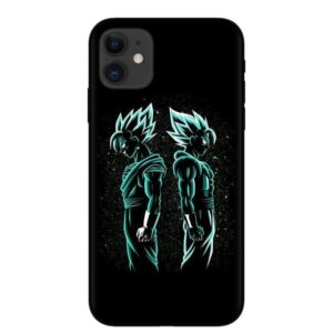 Luminous Vegito & Gogeta iPhone 11 (Pro & Pro Max) Case