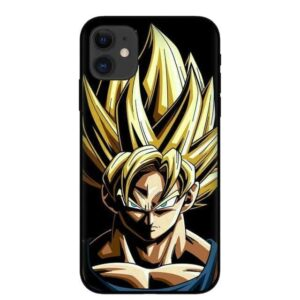 Powerful Super Saiyan Goku iPhone 11 (Pro & Pro Max) Case