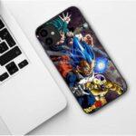 Dragon Ball Super Goku Vegeta Frieza iPhone 11 (Pro & Pro Max) Case