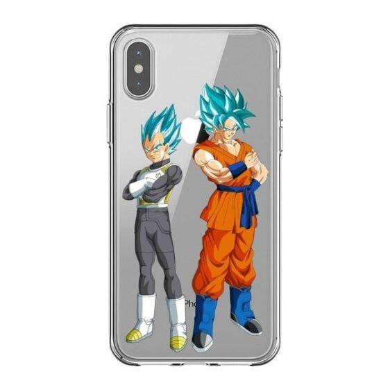 Son Goku Blue & Vegeta Blue iPhone 11 (Pro & Pro Max) Case