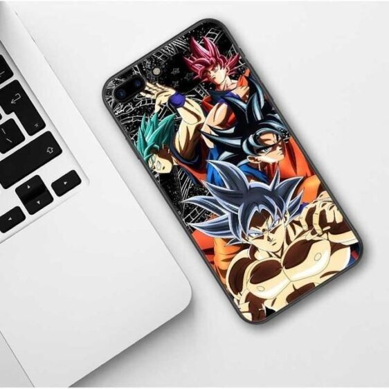 Dragon Ball Z SSJ Goku iPhone 11 (Pro & Pro Max) Case