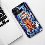Powerful Goku Ultra Instinct iPhone 11 (Pro & Pro Max) Case
