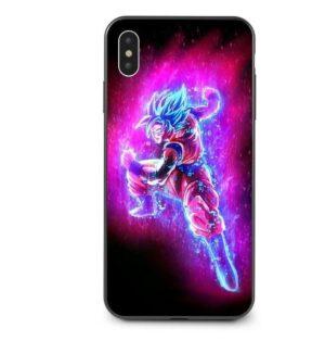 Goku Super Saiyan Blue Kaioken iPhone 11 (Pro & Pro Max) Case