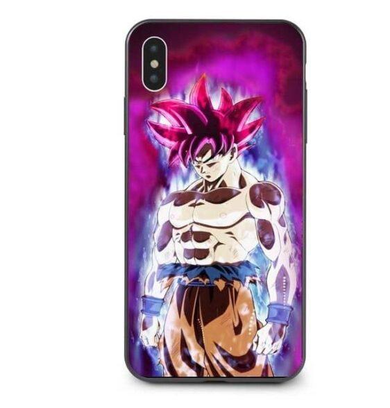 Goku Ultra Instinct Red Aura iPhone 11 (Pro & Pro Max) Case