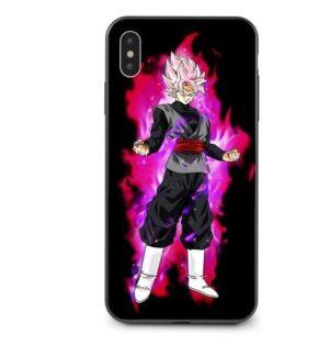 Goku Black Super Saiyan Rose iPhone 11 (Pro & Pro Max) Case