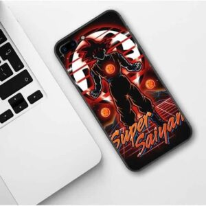 Super Saiyan God Goku Red iPhone 11 (Pro & Pro Max) Case