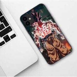 Goku's Back Kanji Marking iPhone 11 (Pro & Pro Max) Case