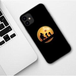 Master Roshi Goku Krillin Shadow iPhone 11 (Pro & Pro Max) Case