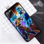DBZ Super Saiyan Goku Blue Vegeta Blue 11 (Pro & Pro Max) Case