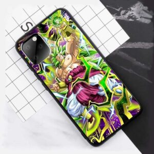 Broly Super Saiyan Full Power iPhone 11 (Pro & Pro Max) Case