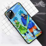 Super Saiyan Blue Goku & Vegeta iPhone 11 (Pro & Pro Max) Case