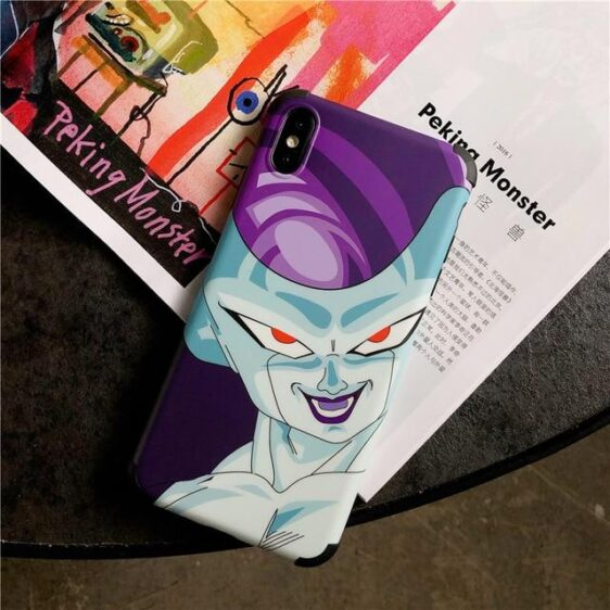 DBZ Red-Eyed Frieza Final Form iPhone 11 (Pro & Pro Max) Case