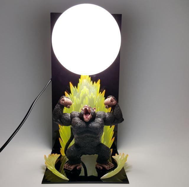 Dragon Ball Great Ape Monkey Moonlight Bedside Lamp