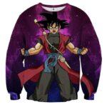 Dragon Ball Super Goku Black Future Saiyan Cool Sweatshirt