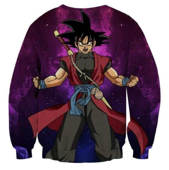 Dragon Ball Super Goku Xenoverse Saiyan Cool Sweatshirt