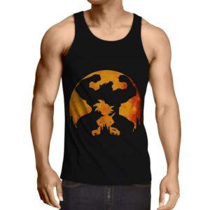Dragon Ball Z Cool Kid Goku & Great Ape Evolution Tank Top
