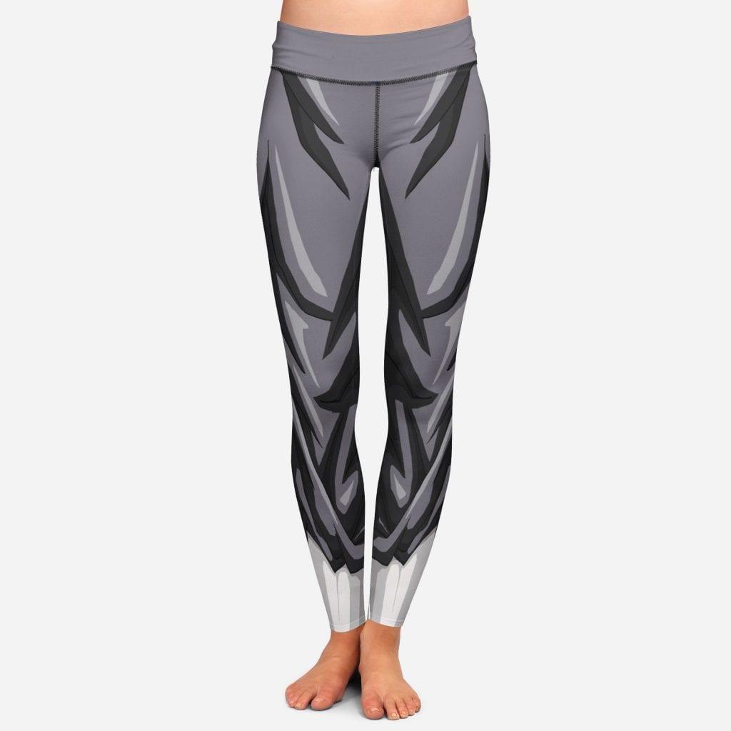 Vegeta Whis Armor Women Gray Leggings