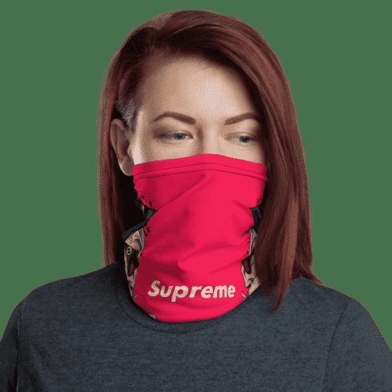 DBZ Badass Master Roshi Supreme Face Covering Neck Gaiter