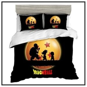 Dragon Ball Z Bedding Sets