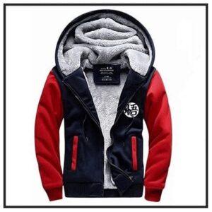 Dragon Ball Z Fleece Jackets
