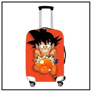 Dragon Ball Z Luggage & Suitcase Covers