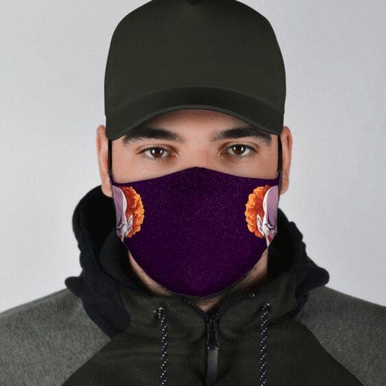 Dragon Ball Z Team Universe 11 Belmod Space Purple Face Mask