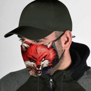 Dragon Ball Z Trio Of Danger Basil The Kicker Face Mask