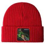 Dragon Ball Z Shenron Dragon God Red Warm Streetwear Beanie