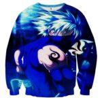 Hatake Kakashi Naruto Japanese Anime Powerful Art Sweatshirt