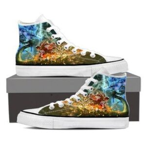 Naruto Hashimara Fight Susanoo Ultimate Ninja Storm 3d Shoes