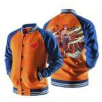 Naruto Puppet Sasori of the Red Sand Orange Baseball Jacket