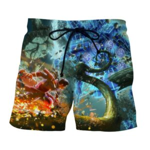 Naruto Hashimarama Fight Susanoo Ultimate Ninja Storm Shorts