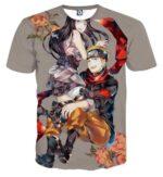 Naruto Hinata The Last Movie Art Work Design Trendy T-Shirt