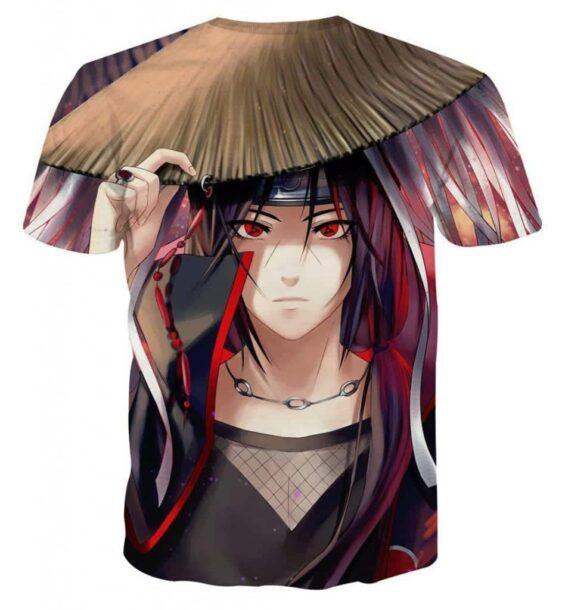Naruto Japan Anime Female Itachi Amazing Brilliant T-Shirt