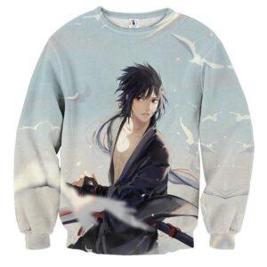 Naruto Japan Anime Handsome Izuna Uchiha Fashion Sweatshirt