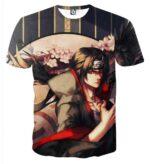 Naruto Japan Anime Uchiha Itachi Gorgeous Awesome T-Shirt