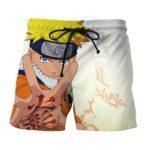 Naruto Legendary Ninja Hero Dope Design Summer Shorts