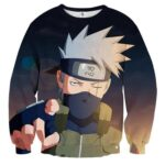 Naruto Shinobi War Third Division Commander Sweatshirt