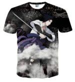 Naruto Shippuden Sasuke Talent Ninja Dope Streetwear T-Shirt