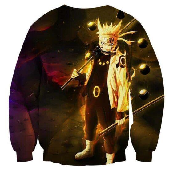 Naruto Shippuden Six Path Sage Mode Dope Style Sweatshirt