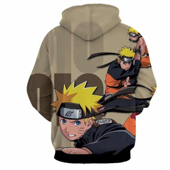Naruto Uzumaki Shippuden Japan Anime Powerful Cool Hoodie