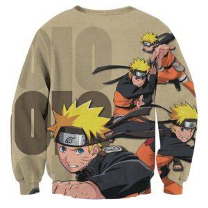 Naruto Uzumaki Shippuden Japan Anime Streewear Sweatshirt
