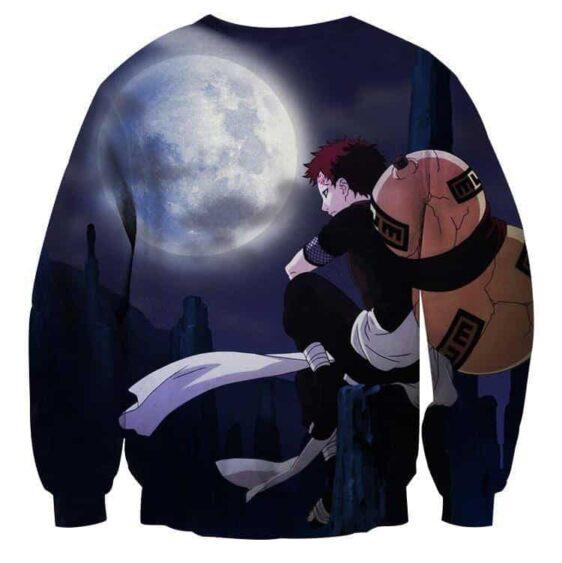 Naruto Young Garaa The Sand Lonely Ninja Art Sweatshirt
