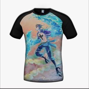 One Piece Marco The Phoenix Pirate Whitebeard Crew T-Shirt